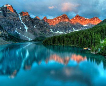 カナダ留学にオススメな人気都市 カルガリー バンフ国立公園
