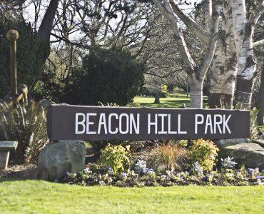 カナダ留学にオススメな人気都市 ビクトリア ビーコン・ヒル・パーク