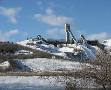 カナダ留学にオススメな人気都市 カルガリー オリンピック公園