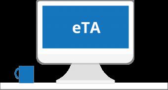 出発までの流れ eTA 電子渡航認証 (eTA) の申請